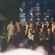 Foggia I.T.F.C Cup Winning Side re-union