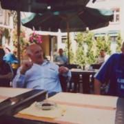 Eddie and Iain - In Luxemburg